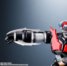 Super Robot Chogokin Mazinger ZERO | Tamashii Web