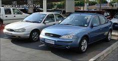 Ford Mondeo 1.8 GHIA '2002 - 3000 EUR - Car.gr