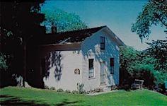 Vintage Postcard First US Kindergarten Watertown Wisconsin Octagon House Grounds | eBay
