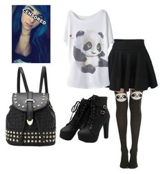 """Untitled #682"" by shaya-bvb-4-life ❤ liked on Polyvore"