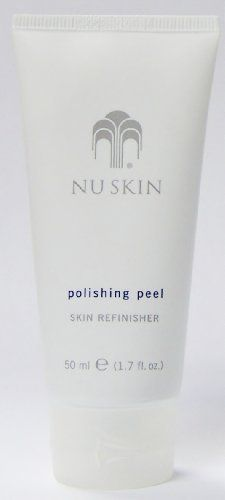 Nu Skin Polishing Peel Skin Refinisher 1.7 Oz by Nu Skin. $11.00. Polishing Peel Skin Refinisher. Nu Skin Polishing Peel resurfaces and polishes skin to immediately deliver fresh, glowing complexion benefits that are clinically proven to be equivalent to a professional microdermabrasion treatment. It's clinical skin without the clinic.