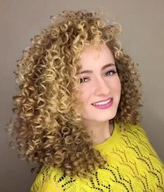 Perm Hairstyles, Curly Haircuts, Spiral Curls, Big Hair, Kinky, Hair Cuts, Long Hair Styles, Hair, Haircuts