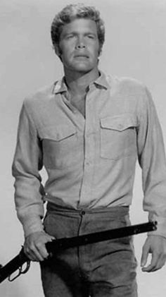 Doug looking very handsome Hollywood Actor, Classic Hollywood, Old Hollywood, Doug Mcclure, James Drury, The Virginian, Tv Westerns, Western Movies, Old Tv