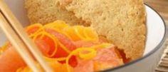 Ricetta Biscotti Dietetici Agli Agrumi: 128 calorie