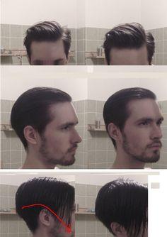 versatile men's haircut.. ( the haircut i want jose to get lol )
