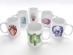 art altered mugs http://www.skullclothing.net