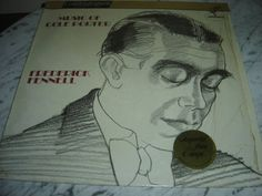 FREDERICK FENNELL MUSIC OF COLE PORTER IMPORT RECORD