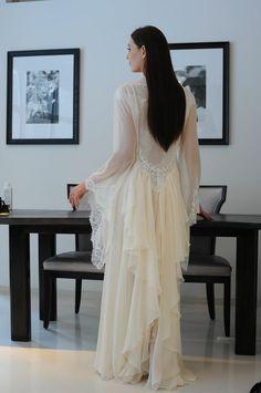 Jane Woolrich robe
