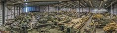 Tank Museum Bovingdon