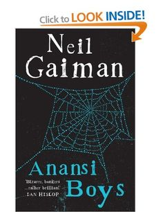 Anansi Boys: Amazon.co.uk: Neil Gaiman: Books