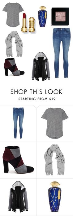 """""""comfy cozy"""" by ariella-espania ❤ liked on Polyvore featuring 3x1, Madewell, Roberto Festa, Acne Studios, The Merchant Of Venice and Bobbi Brown Cosmetics"""