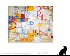 ART-SALE, moderne Kunst, abstrakte Ölgemälde, große Acrylbilder günstig in zwei Berliner Galerien.: Moderne Malerei, große Original-Gemälde, abstrakte...