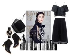 """Vogue ACT 1 : """"THE CITY"""" by lilarmy1478 on Polyvore featuring polyvore, fashion, style, Edit, RoomMates Decor and clothing"""