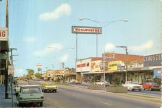 Springvale early 1970's