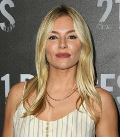 "Sienna Miller Photos - Sienna Miller attends the photocall for STX Entertainment's Bridges"" at Four Seasons Hotel Los Angeles at Beverly Hills on November 2019 in Los Angeles, California. - Photocall For STX Entertainment's Bridges' Brooklyn Decker, Kendall Jenner Outfits, Sienna Miller, Four Seasons Hotel, Victoria Dress, Tokyo Fashion, Red Carpet Dresses, Alexa Chung, Red Carpet Fashion"