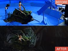 FMP before was after the animation took place.