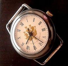 """Vintage """"Raketa"""" mechanical watch 2609. NA №985 SU Russia #Raketa #Casual"""