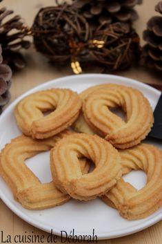 The Spritz Deborah's Kitchen Blog Patisserie, No Cook Desserts, Biscuit Cookies, Croissant, Healthy Snacks, Deserts, Brunch, Food And Drink, Sweets