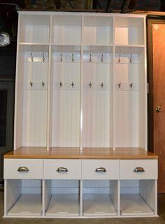 Closet Design Ideas : 8 Fabulous Mud Room Lockers | EstateRegional.com