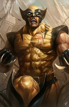 Wolverine X-man X man Marvel