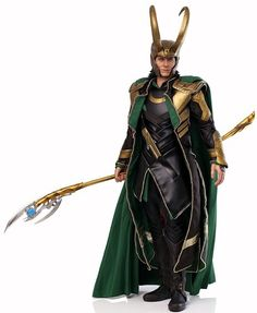 The fact that that figure also happens to be the villain of the Avengers movie, Loki, makes this Hot Toys figure release even more critical. Description from marveltoynews.com. I searched for this on bing.com/images