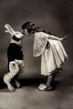 Pics of the Alice In Wonderland taken by Vladimir Clavijo.