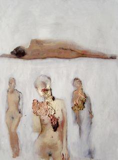 "Saatchi+Online+Artist+Jesùs+Leguizamo;+Painting,+""Untitled""+#art"
