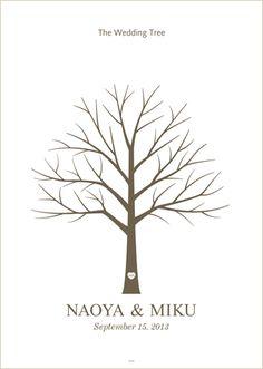 ウェディングツリーベーシックライン・フォーシーズンズ- The Wedding Tree(ウェディングツリー)produced by Fleur