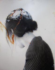 Paintings by French artist Antoine Cordet, living and working in Paris. More images below.          Antoine Cordet's Website