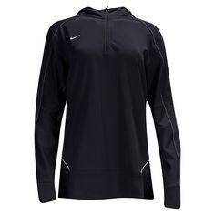 Nike LS Women's Training Hoody - Women's soccer training gear at WorldSoccershop.com  