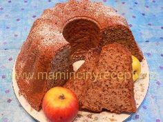 Čokoládová s jablky – Maminčiny recepty