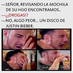 Resultado de imagen para memes en español chistosos de justin bieber