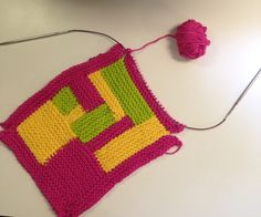 Summer knitting: knitting vs. the doldrums