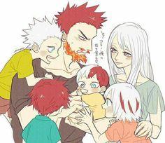 Todoroki family