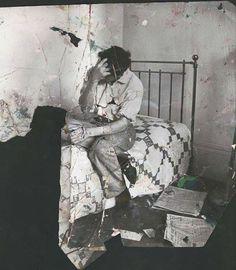 Lucian Freud by John