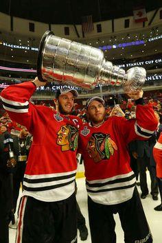 Blackhawks vs. Lightning - 06/15/2015 - Chicago Blackhawks - Photos