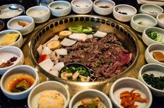 Kimchi is just the start. A Beginner's Guide to Eating at a Korean Restaurant.