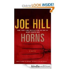 On sale today for $1.99: Horns by Joe Hill, 446 pages, 4.2 stars, 333 reviews