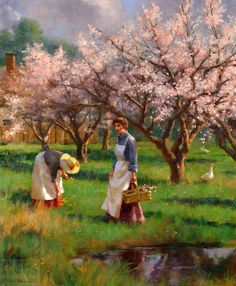 In the Cherry Orchard