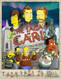 L'episodio de I Simpson con Sigur Rós & Björk