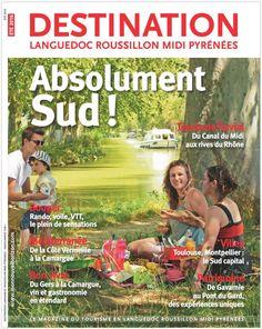 nouveau magazine du tourisme régional