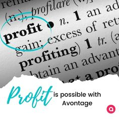 Gaining profit for your business is such hard work. But with Avontage, you don't just earn profit but also grow your business without spending cash.  Be part of our community and experience both abundance in your business' growth and earn more profit.  Join us and and register for FREE!! Photography Services, Growing Your Business, Hard Work, Abundance, Community, Join, Free