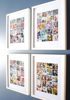 Photo Boards and Photo Collages Ideas - Photo Wall Deco Ideas - Dekoration Trends Site Photo Collage Board, Photo Boards, Wall Collage, Photo Collages, Wall Art, Collage Picture Frames, Deco Cinema, Deco Originale, Travel Wall
