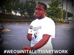 THE SUPERIOR SPORTS NETWORK WITH RASHARD ON HIS PICKS FOR THE UPCOMING FOOTBALL GAMES #TSSNNATIONWEOWNITALL