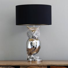 The Fraser Owl Lamp Base on shopstyle.com