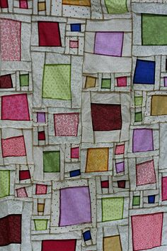 quilt, love geometrics...
