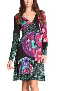 Buy Online Desigual Dress Estiv 47V2015 | Fun Fashion | Canada