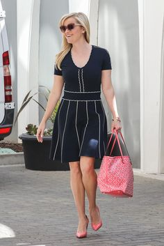 Reese Witherspoon at her office in Beverly Hills 3/15/17