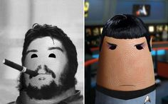 Artist Dito Von Tease recreates famous faces with his finger - Telegraph