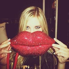 Claire Julien (Chloe) on the set of Sofia Coppola's The Bling Ring.